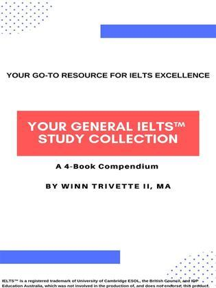 Your General IELTS™ Study Collection