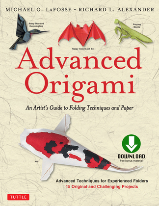 Advanced Origami: An Artist's Guide to Performances in Paper