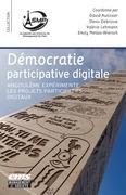 Démocratie participative digitale