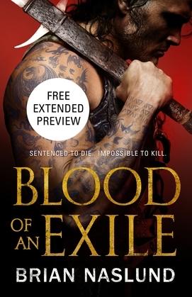 Blood of an Exile Sneak Peek