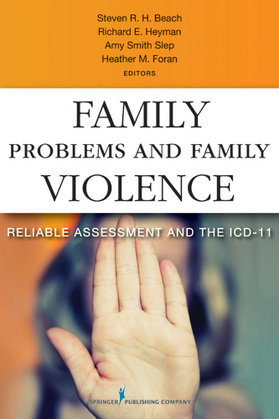 Family Problems and Family Violence: Reliable Assessment and the ICD-11
