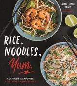 Rice. Noodles. Yum.