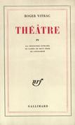 Théâtre (Tome IV)