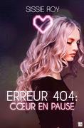 Erreur 404 : cœur en pause