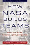 How NASA Builds Teams: Mission Critical Soft Skills for Scientists, Engineers, and Project Teams