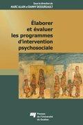 Élaborer et évaluer les programmes d'intervention psychosociale