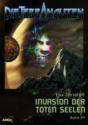 DIE TERRANAUTEN, Band 29: INVASION DER TOTEN SEELEN