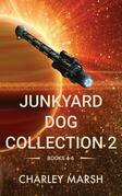 Junkyard Dog Collection 2: Books 4-6