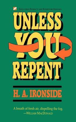Unless You Repent