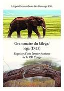 Grammaire du kilega/lega (D:25)