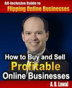 How to Buy and Sell Profitable Online Businesses