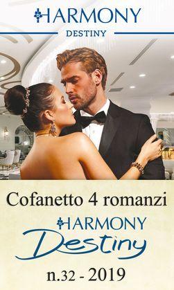 Cofanetto 4 romanzi Destiny n. 32/2019