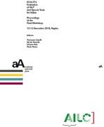 EVALITA Evaluation of NLP and Speech Tools for Italian