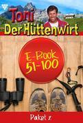 Toni der Hüttenwirt Paket 2 – Heimatroman