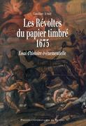 Les révoltes du papier timbré, 1675