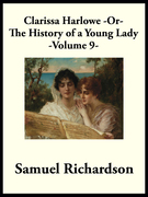 Clarissa Harlowe -or- The History of a Young Lady
