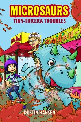 Microsaurs: Tiny-Tricera Troubles