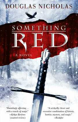 Something Red: A Novel