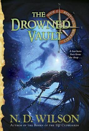 The Drowned Vault (Ashtown Burials #2)