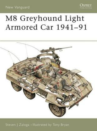 M8 Greyhound Light Armored Car 1941-91