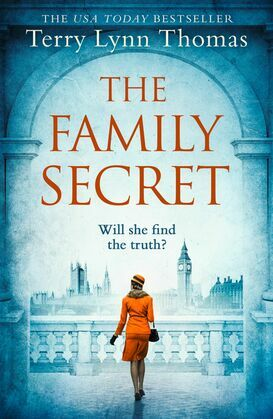 The Family Secret (Cat Carlisle, Book 2)