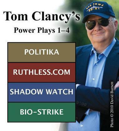 Tom Clancy's Power Plays 1 - 4