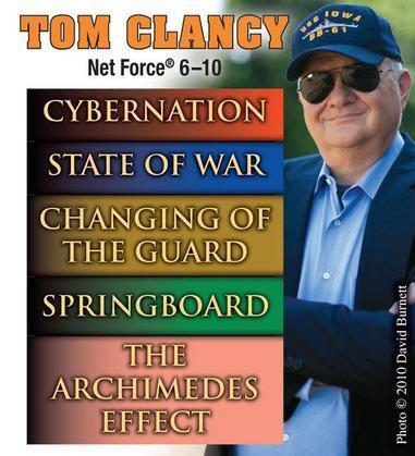 Tom Clancy?s Net Force 6 ? 10