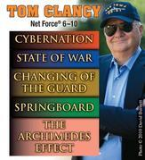 Tom Clancy?s Net Force 6 ? 10