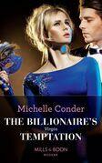 The Billionaire's Virgin Temptation (Mills & Boon Modern)