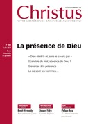 Revue Christus - La présence de Dieu