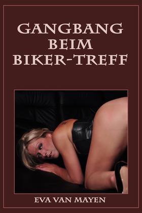 Gangbang beim Biker-Treff