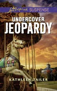 Undercover Jeopardy (Mills & Boon Love Inspired Suspense)