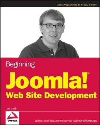 Beginning Joomla! Web Site Development