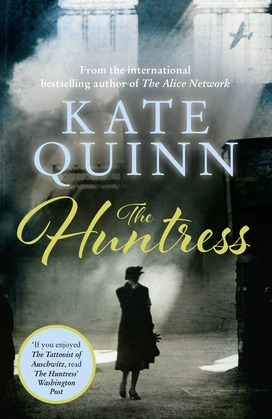 Image de couverture (The Huntress)