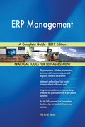ERP Management A Complete Guide - 2019 Edition