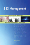 BSS Management A Complete Guide - 2019 Edition