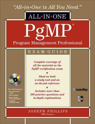 PgMP Program Management Professional All-in-One Exam Guide
