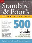 Standard & Poor's 500 Guide 2009 EB