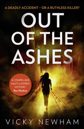 Out of the Ashes: A DI Maya Rahman novel