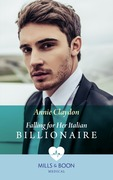 Falling For Her Italian Billionaire (Mills & Boon Medical) (London Heroes, Book 1)