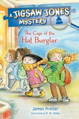 Jigsaw Jones: The Case of the Hat Burglar