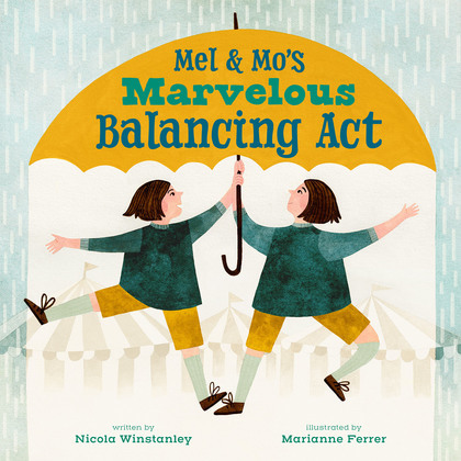 Mel and Mo's Marvelous Balancing Act
