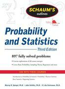 Schaum's Outline of Probability and Statistics, 3/E