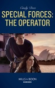 Special Forces: The Operator (Mills & Boon Heroes) (Mission Medusa, Book 3)