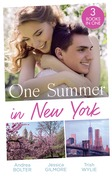 One Summer In New York: Her New York Billionaire / Unveiling the Bridesmaid / Her Man in Manhattan (Mills & Boon M&B)