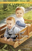 The Amish Widower's Twins (Mills & Boon Love Inspired) (Amish Spinster Club, Book 4)