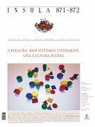 Cataluña: dos sistemas literarios, una cultura plural (Ínsula n° 871-872)