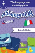 Assimemor – My First Italian Words: Animali e Colori