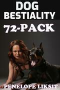 Dog bestiality 72-pack