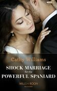 Shock Marriage For The Powerful Spaniard (Mills & Boon Modern) (Passion in Paradise, Book 5)